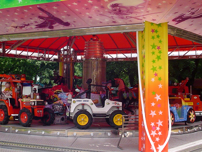 Luna park Obilić