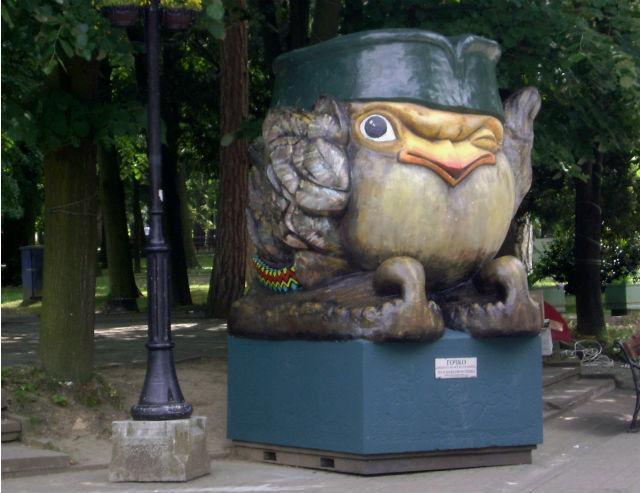 vrabac u Vrnjackoj Banja
