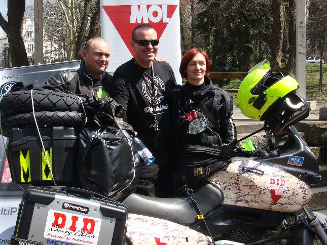 Na motociklu od Vrnjačke Banje do Rta dobre nade