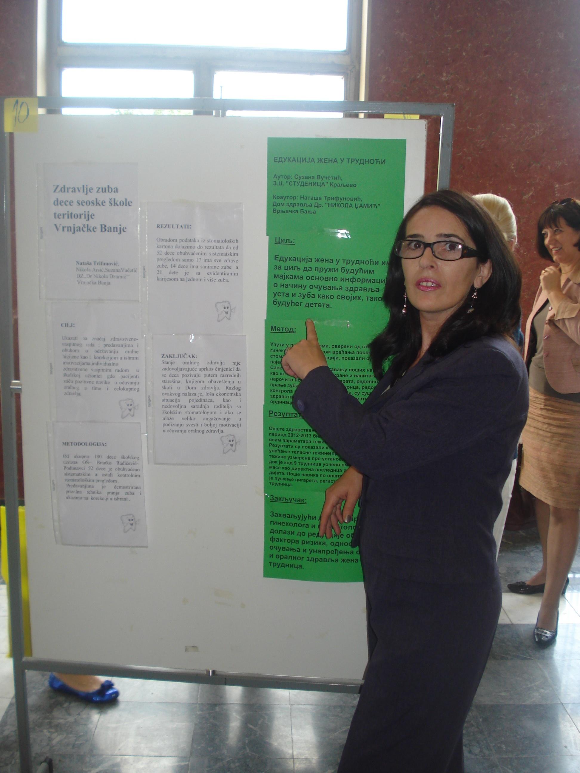 Učešće vrnjačkih stomatologa na Simpozijumu u Valjevu