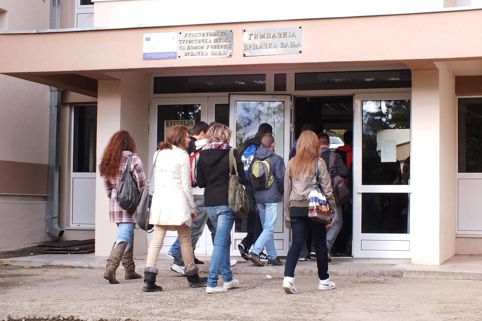 Gimnazija Vrnjačka Banja